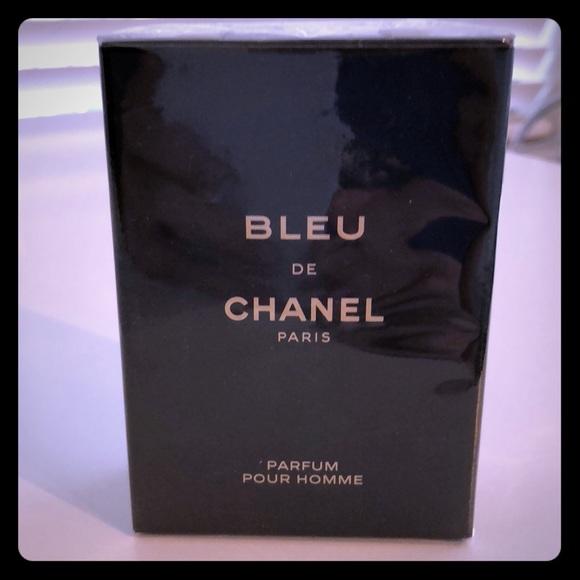 Chanel Other Bleu De Parfum Pour Homme Poshmark